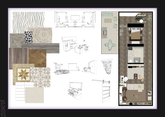 Remodel - Mood Board