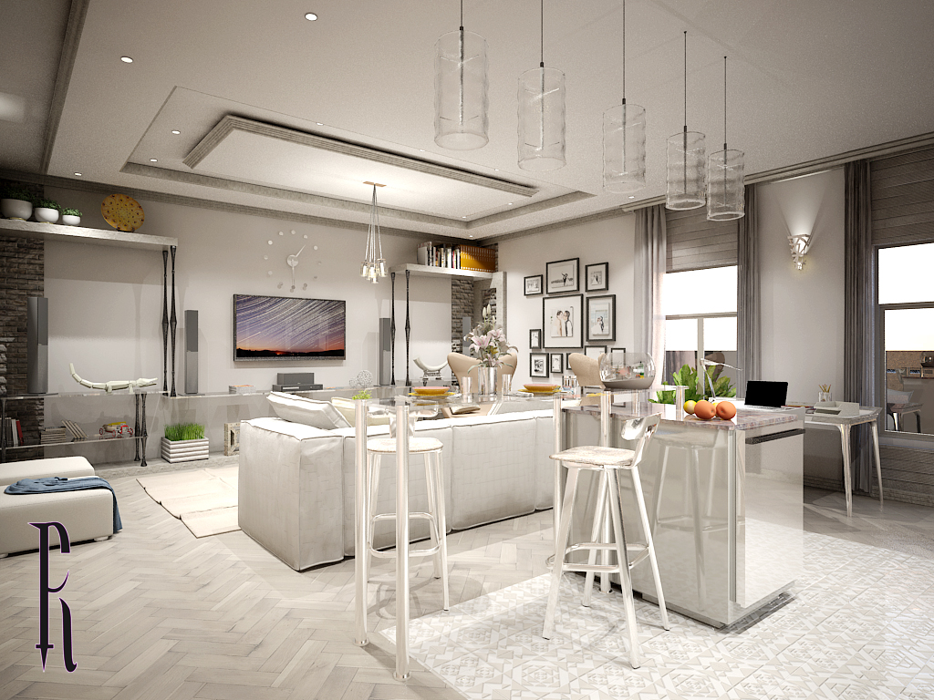 Apartment Kitchen Remodel Ideas