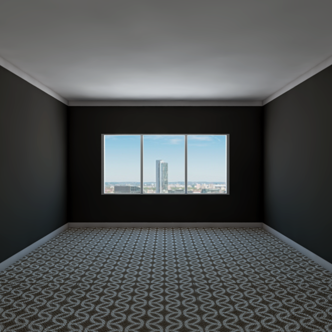 how to make a room appear longer