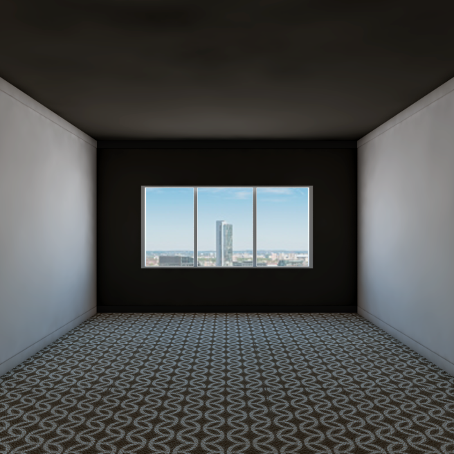 How to Make the Ceiling Appear Higher (Lengthen the Walls)